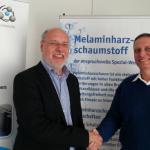 08.02.2016 FSK wählt Harry Leichmann als neuen Vorsitzenden des Arbeitskreises Melaminharzschaum