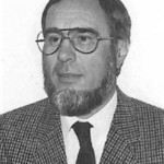 26.10.1984 The FSK honours Dr.-Ing. Carlo Fiorentini for his contribution to the development of polyurethane foam plants