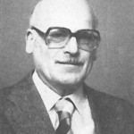20.05.1976 The FSK honours Dr.-Ing. chem. Emil Brunner for his participation in the development of PVC foam plastics