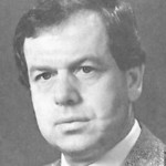 18.06.1985 The FSK honours Dr. rer nat. Frank Meyer for his efforts to introduce PUR foam plastics in mining