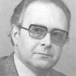 27.05.1975 The FSK honours Dr. rer. nat. Hans Jünger for his chemical investigations