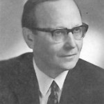27.05.1975 The FSK honours Professor Dr. Hans Wilhelm for promoting the development of foam plastics