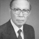 18.06.1985 The FSC honours Professor Dr.-Ing. Kaneyoski Ashida for introducing polyisocyanurates to the Japanese and US industry