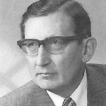 24.05.1978 The FSK honours Professor Dr.-Ing. Wilbrand Woebcken for his research