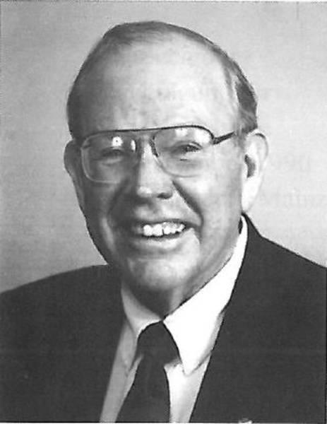 Der FSK ehrt Robert B. Turner für seinen Beitrag in der PUR-Industrie