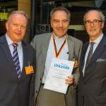 Dr. Thomas Mack mit FSK Ehrenmedaille in den Ruhestand verabschiedet