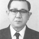 FSK Ehrenmedallie für Dr. Kirokuru Hosoda 1974