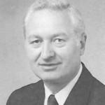 FSK Ehrenmedallie für Henry Pierre Stern 1975