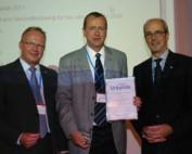 Der FSK ehrt Dr. Michael Begemann