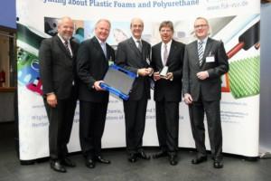 FSK Vorstand mit Prof. Neubauer VW
