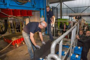 FSK besucht neues Hennecke Technikum