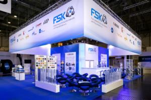FSK-Gemeinschaftsstand auf der K 2016