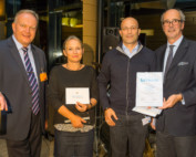 05.11.2014 Thanks to the employees of Rhein Chemie