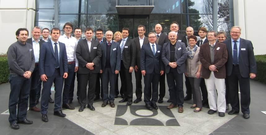 Sitzung der technischen Fachgruppe PUR-Weichschaum