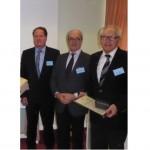 23.11.2016 Die goldene FSK-Ehrenmedaille für Hans Hoffmann