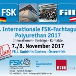 Das Programm der FSK-Fachtagung Polyurethane 2017 ist da - Jetzt Anmelden!
