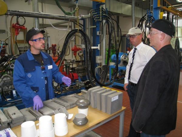 FSK- PUR-Einsteiger Workshop bei Covestro Oldenburg