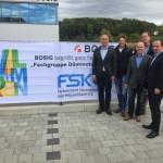FSK-Fachgruppe Dämmstoffe tagte bei der BOSIG GmbH