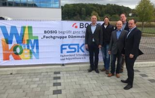 25 Jahre FSK-Fachgruppe Dämmstoffe