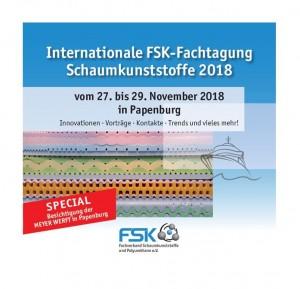 FSK-Fachtagung Schaumkunststoffe 2018