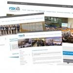FSK-Homepage in Englisch