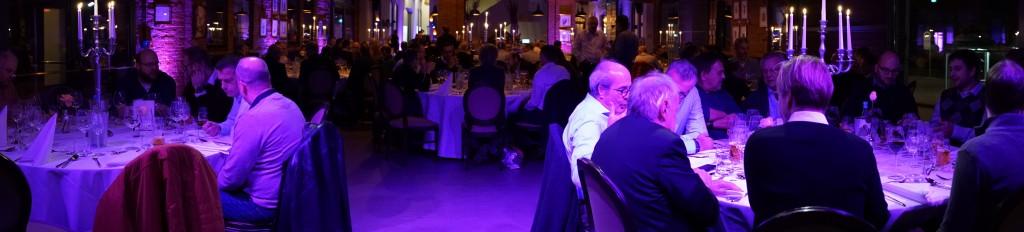 Abendveranstaltung der FSK-Fachtagung 2018 im Alten Güterbahnhof in Papenburg