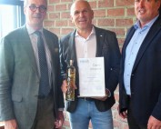 23.05.2019 FSK certificate of thanks for Norbert Kehrer