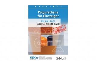 FSK-Workshop Polyurethane für Einsteiger 2021